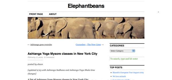 elephantbeans